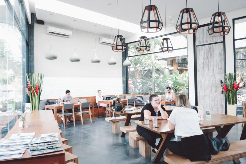 best bali cafes Nebula Restaurant Bali (1 of 5)