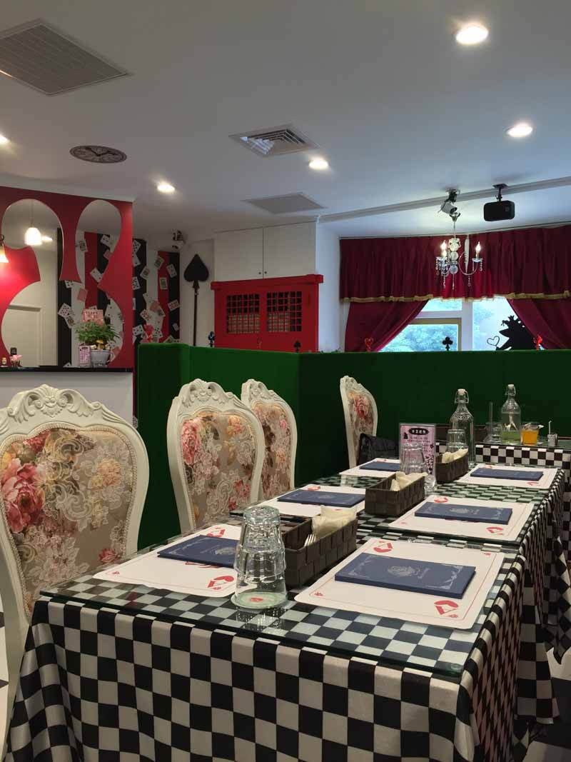 Themed Cafes in Taiwan-5