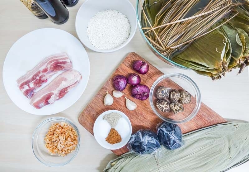 Bak Chang Recipe