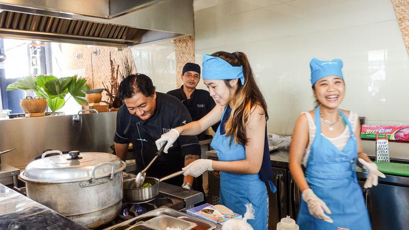 montigo resort Seminyak bali cooking class