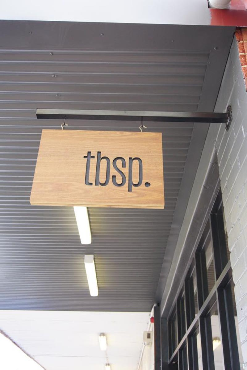 Best Cafes in Perth- Tbsp. Online
