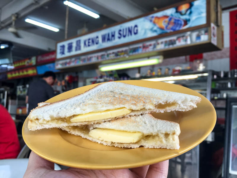 Best Kaya Toast Singapore-6
