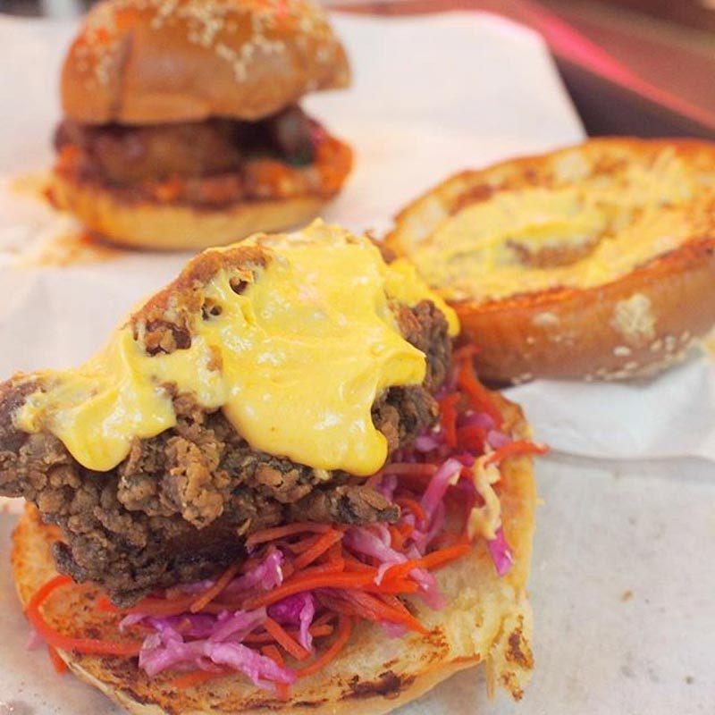 best burger singapore - Wolf
