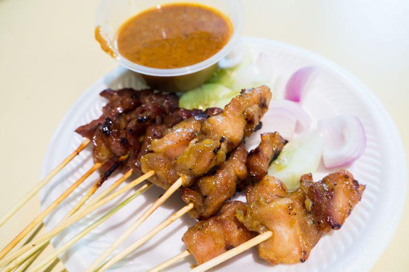 best satay singapore fang yuan satay