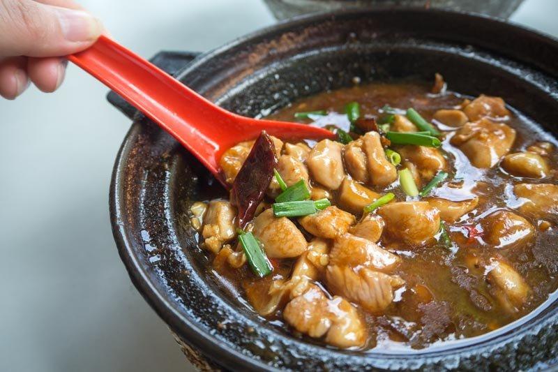 Serangoon Kovan Food Guide - Lau Wang Claypot Delights