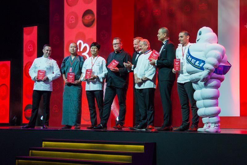 Michelin Guide Awards 2016-15