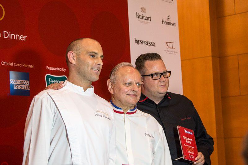 Michelin Guide Awards 2016-25
