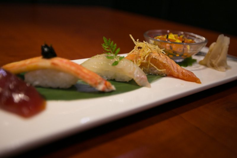 Japanese Restaurant Marina Bay Link Mall