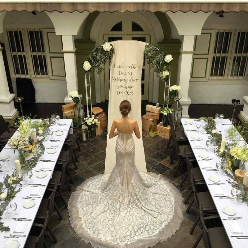 18 Classy Wedding Restaurants To Tie The Knot In Singapore