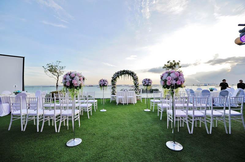 best wedding venues singapore sky garden ifly *facebook