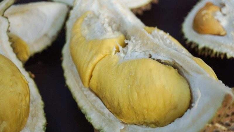 All-You-Can-Eat Durian...