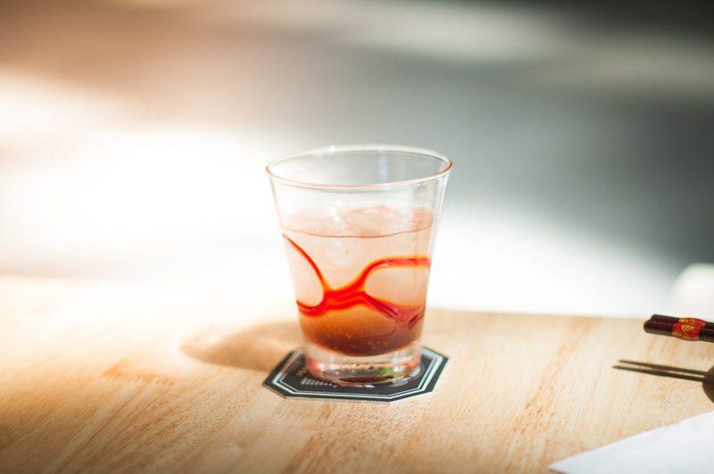En Sakaba Cocktail
