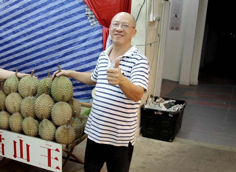 Botak Kho Honest Durians