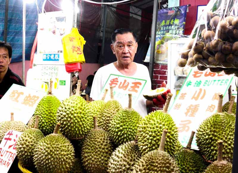 Combat Durian Honest Durians