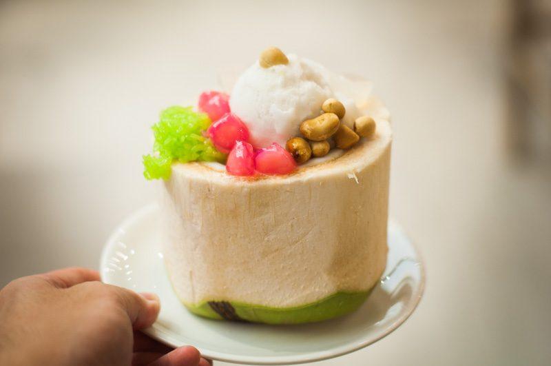 EAThai coconut ice cream