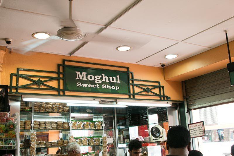 Little India Moghul Sweet shop