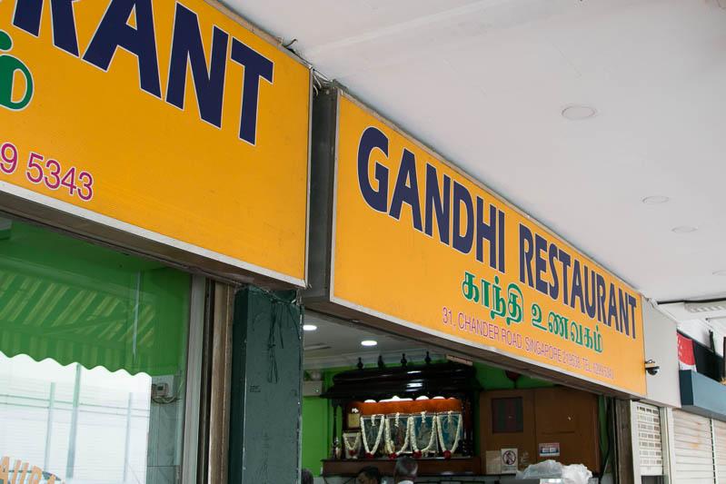 Little India ghandi shop
