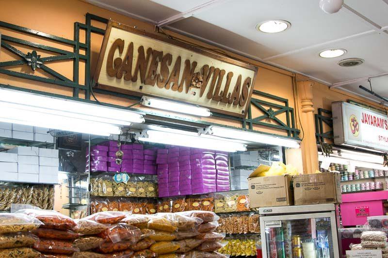 Little india ganesan villas shop
