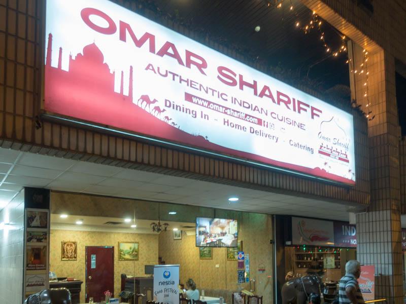 Omar Shariff - Storefront