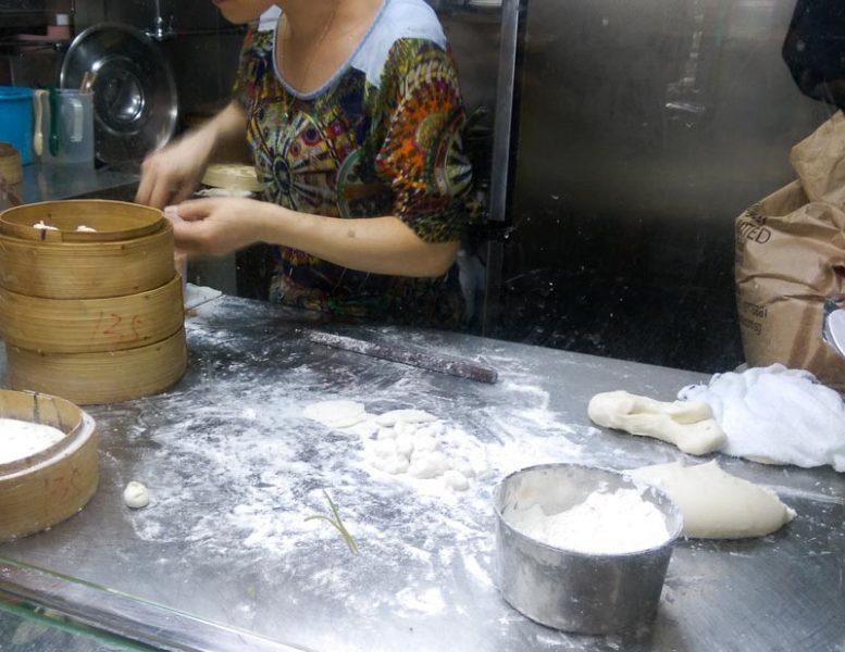 Shanghainese Food Zhong Guo La Mian Xiao Long Bao