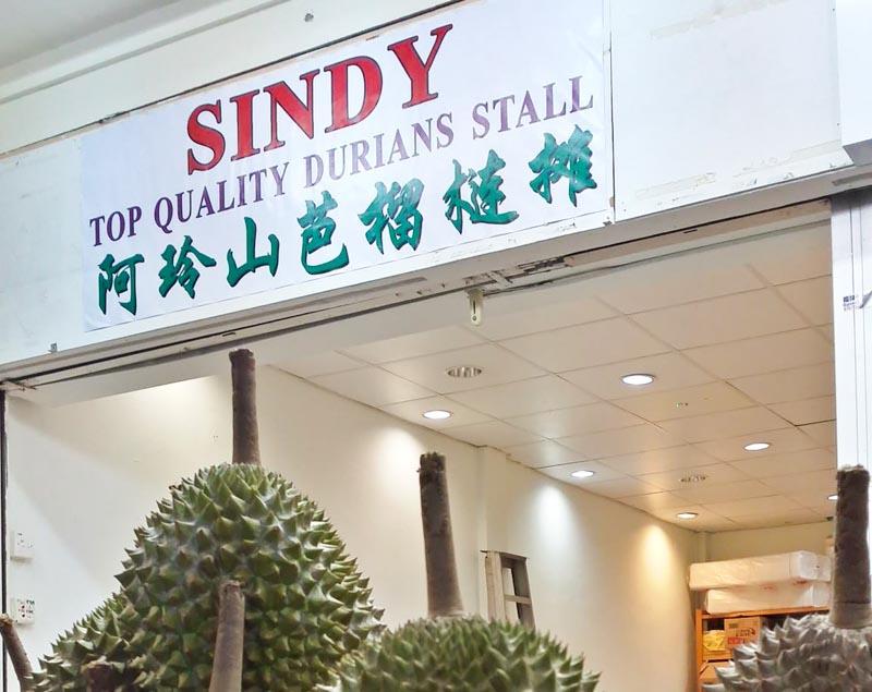 Sindy Durian Honest Durians