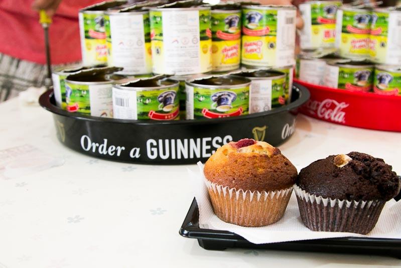 Wuerstelstand muffins
