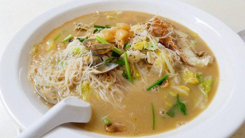 Xian Seafood Lala Beehoon - Crayfish White Bee Hoon