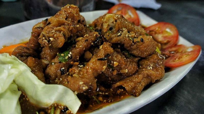 myanmar foods