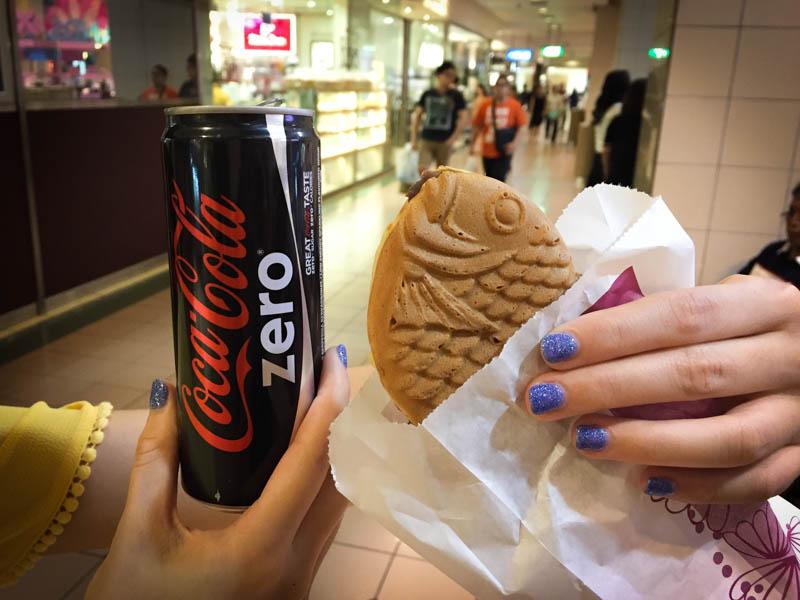 Coke Taiyaki