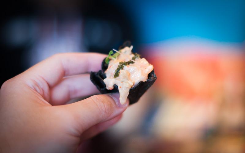 Ding Dong - Hokkaido Scallop Tartare
