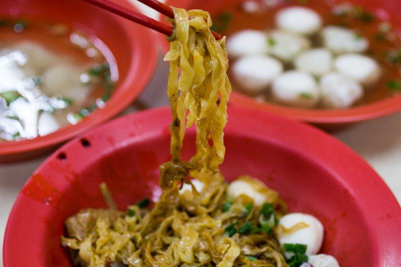 Finest Songkee's Cuisine meepok 3