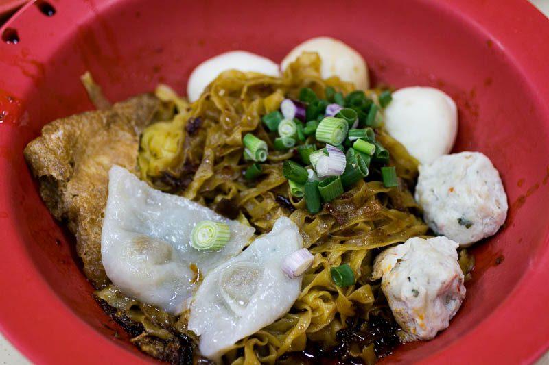 Finest Songkee's Cuisine meepok2