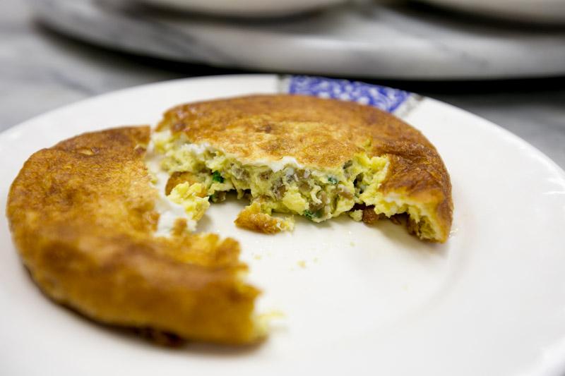 Gu Zao Ren - Chai Poh Omelette