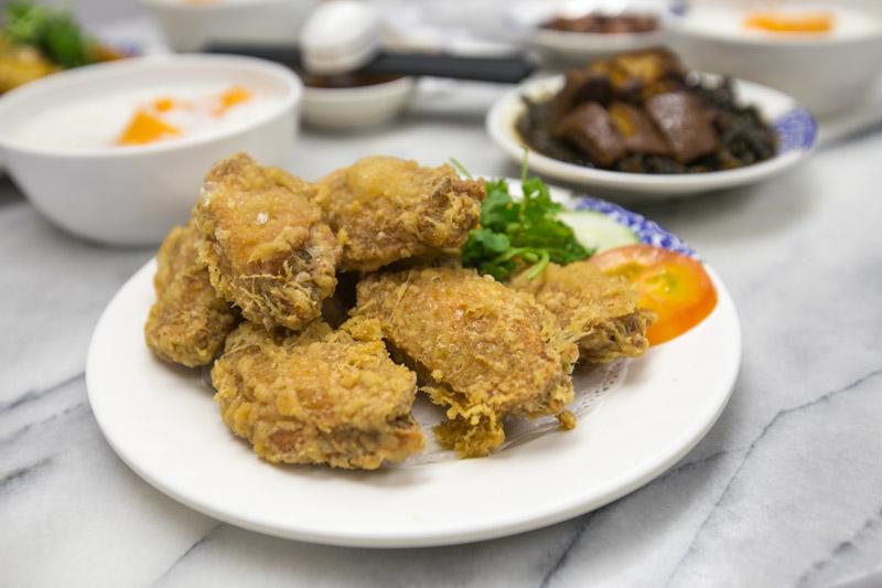 Gu Zao Ren - Prawn Paste Chicken Wings