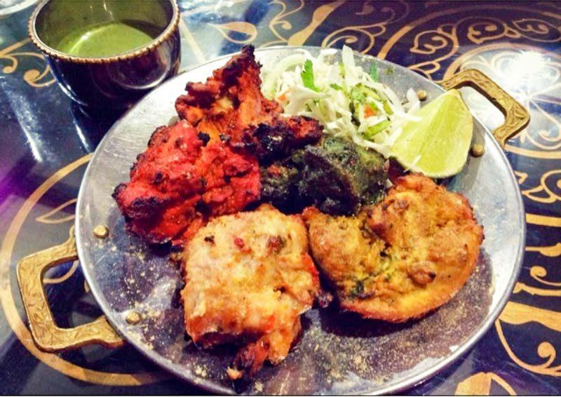 Khansama Tandoori Restaurant ONLINE - Mixed Tikka
