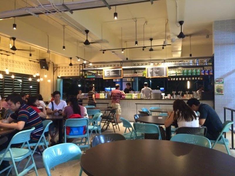 hougang sengkang food guide Legend - Storefront ONLINE