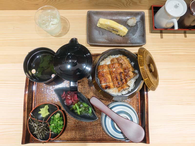 Man Man Japanese Unagi Restaurant - Hitsumabushi