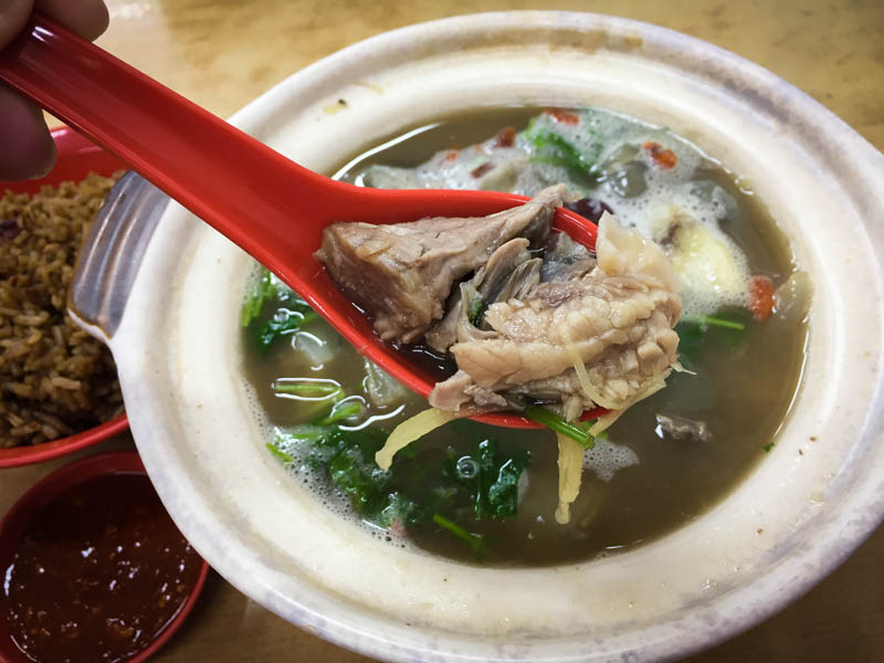 Ser Seng Turtle Soup_