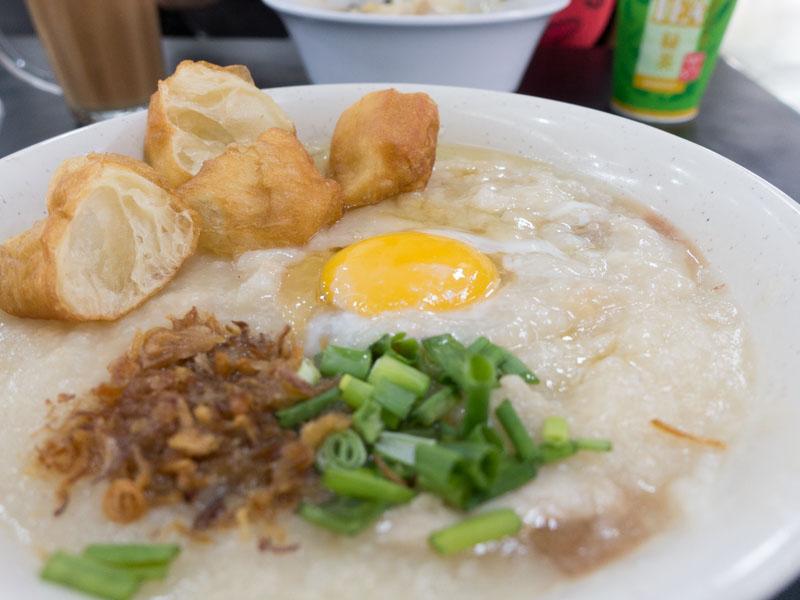 Sin Heng Kee Porridge - Signature Porridge