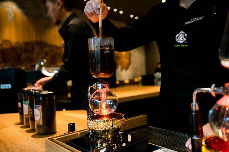 Starbucks MBS siphon 2