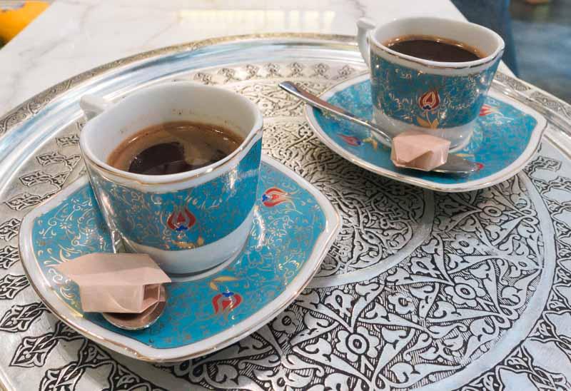 The Fat Prince - Turkish Coffee