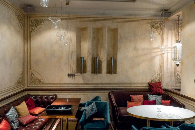 The Fat Prince - The Ottoman Room Interior