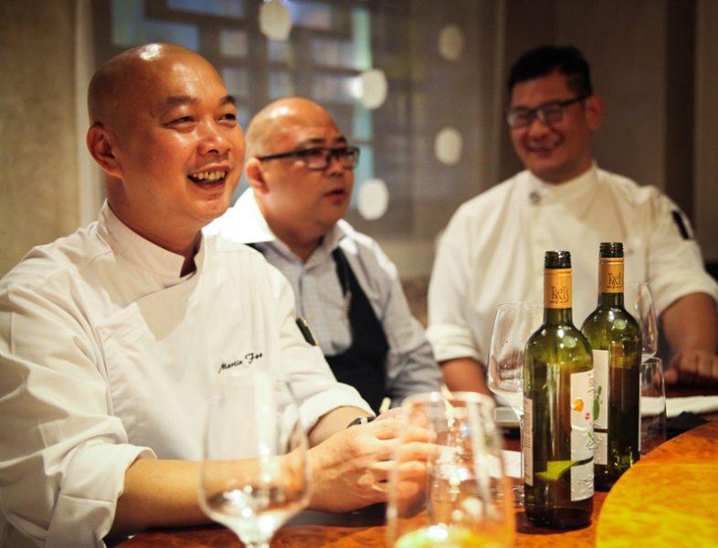 VLV - Exec Chef Martin Foo