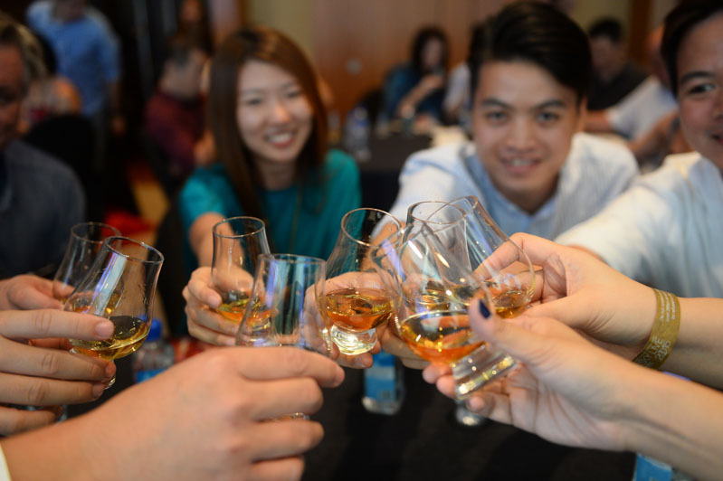 5 Reasons You'd Be Whisked Away Visiting Whisky Live 2016 Singapore