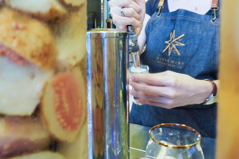 alchemist infusion beer lab
