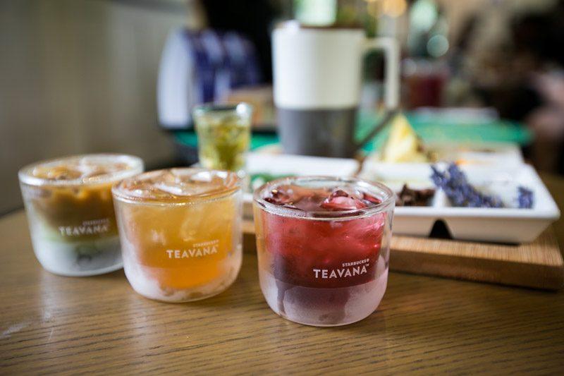 Starbucks® TEAVANA™: Tea Pairing & Simple Recipes To Fall In Love With Starbucks' New Artisanal Teas