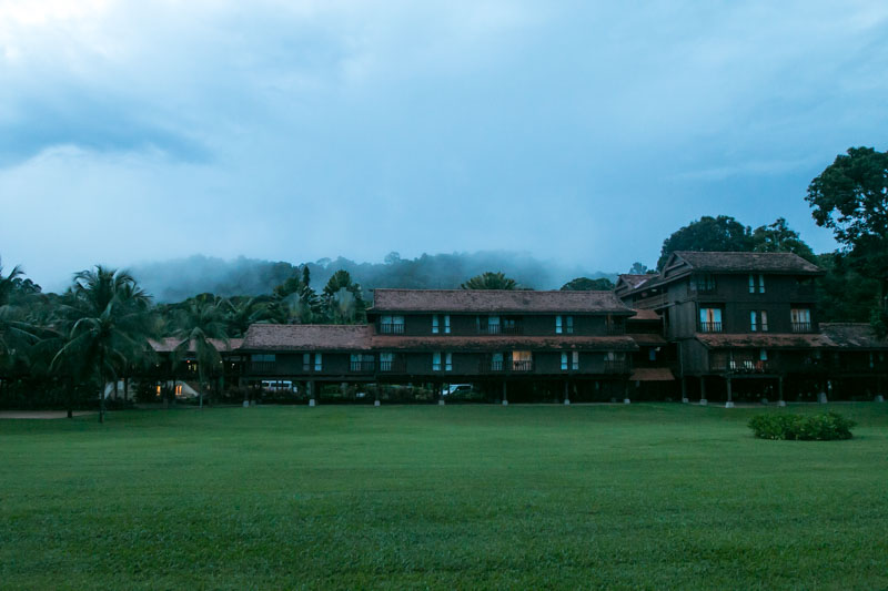 Club Med Cherating Beach - Long House