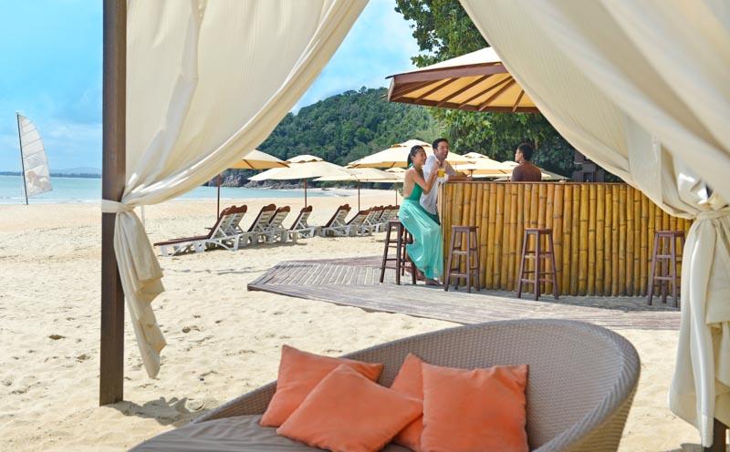 Club Med Cherating Beach - Bayou Beach Bar