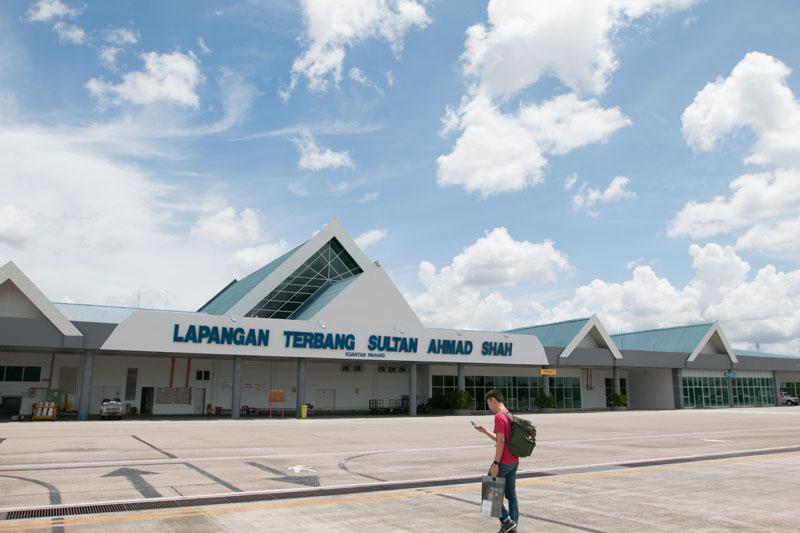 Club Med Cherating Beach - Kuantan Airport