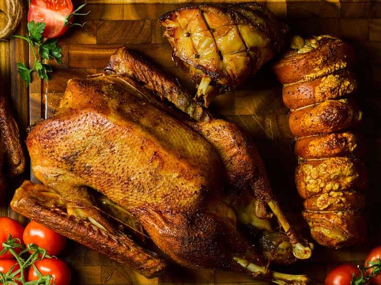 Huber's Butchery - Goose